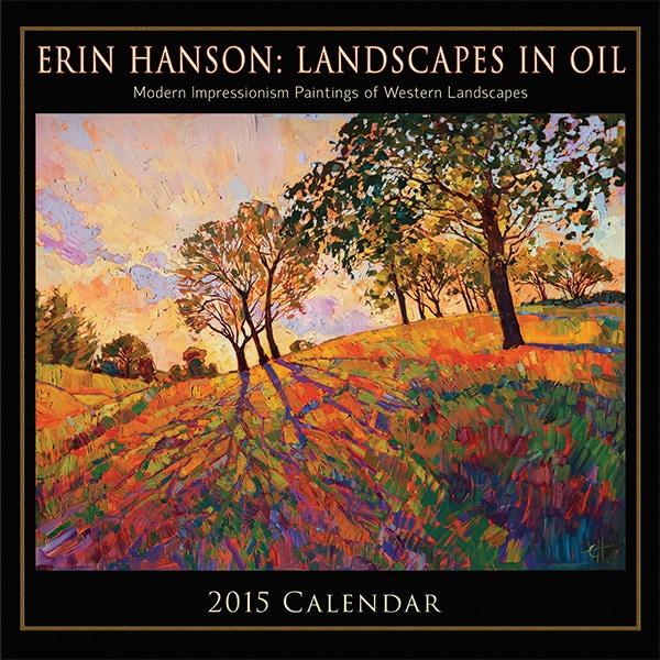 Erin Hanson 2015 Calendar
