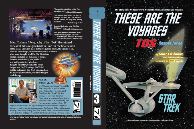 These Are The Voyages, Volume 3 by Axanar Productions