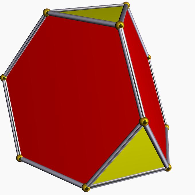 truncated tetrahedron