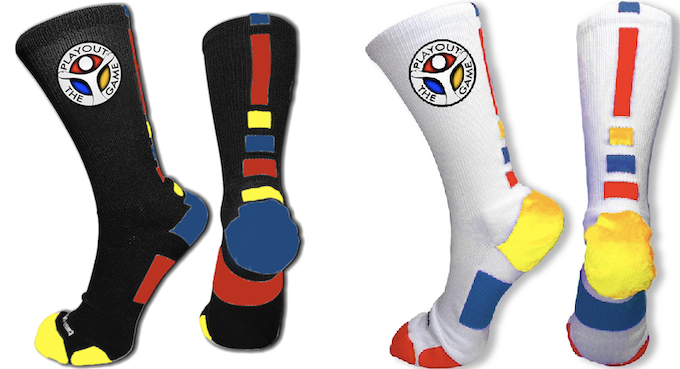 The coolest Elite socks you can get