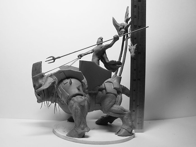 Darklands: Monstrous Mounts by Mierce Miniatures — Kickstarter