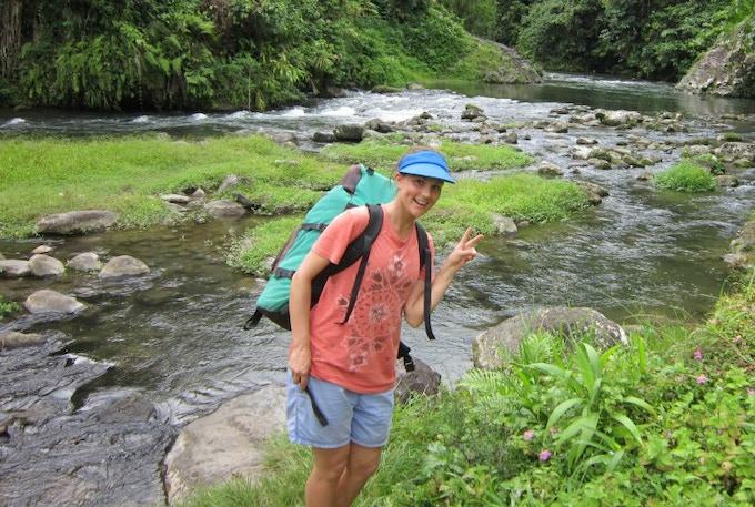 Sera in Bougainville