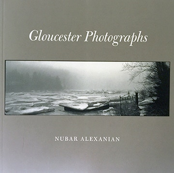Forty-five beautifully reproduced black and white photographs of Gloucester Massachusetts by photographer Nubar Alexanian. Softbound. 10 x 10 inches.