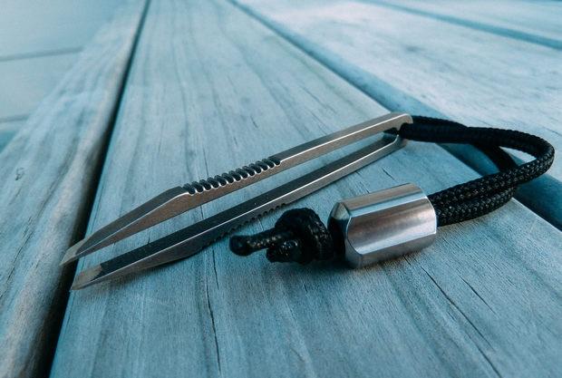 TiTweezers™: World's Sexiest And Safest Titanium Tweezers by Magnus