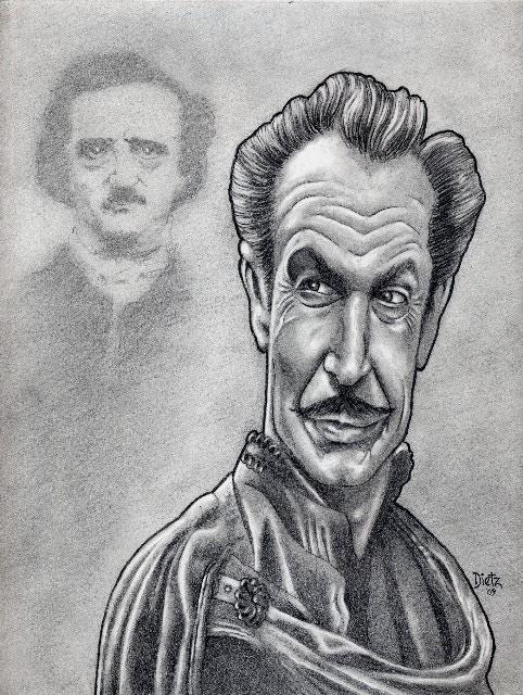 Mister Price channeling Mister Poe