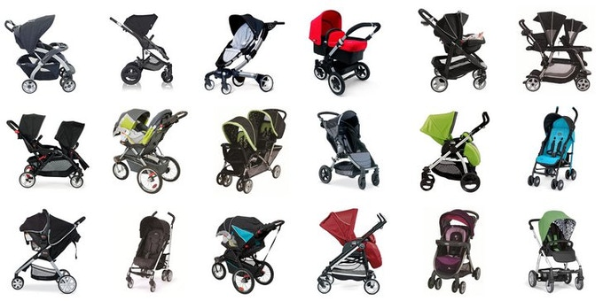 Strollbright will fit these strollers and many, many more