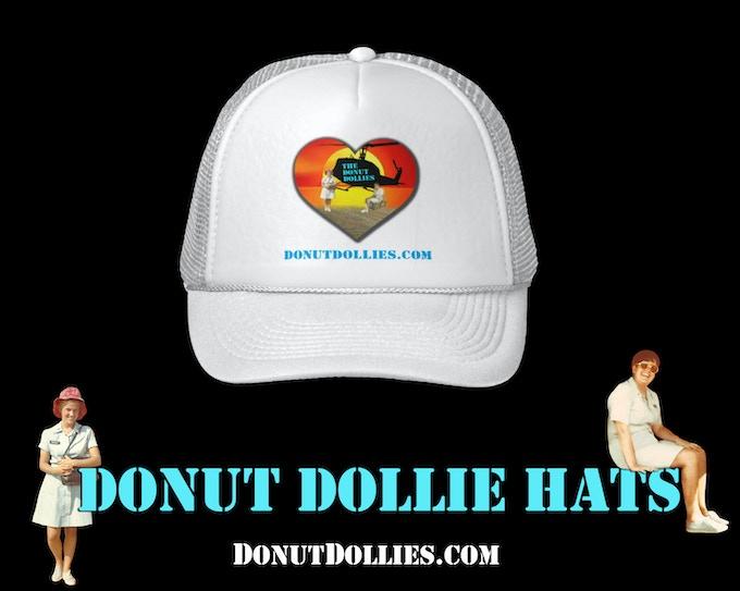 A Sample Donut Dollie Hat Design
