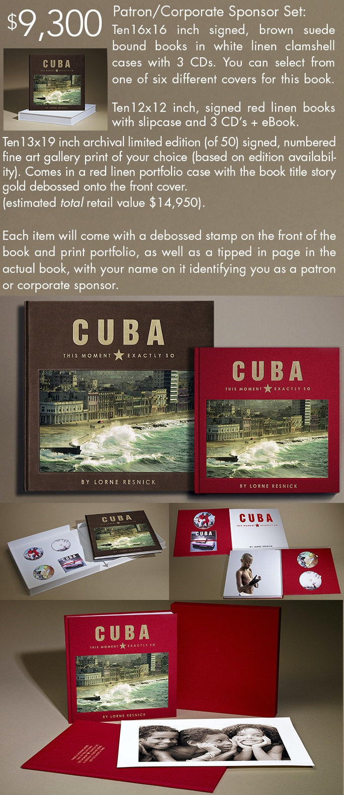 Cuba this moment exactly so a fine art photo book by lorne notes about the rewards fandeluxe Image collections