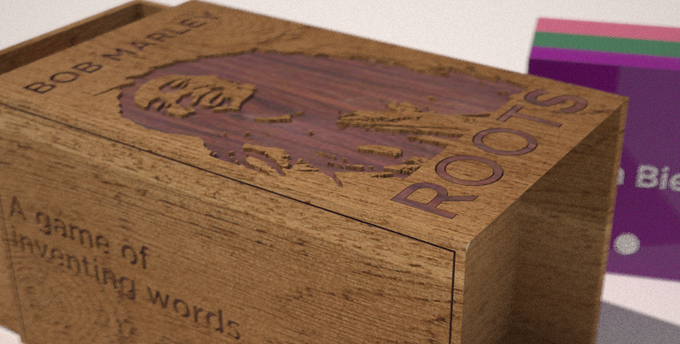 The custom wooden box available for 'Kashyyyk' backers (placeholder portrait)