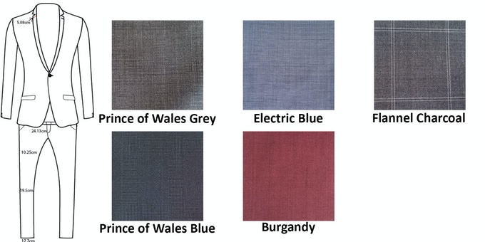 The Yorkshire | 100% Italian Wool