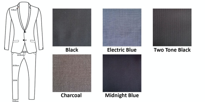 The Madison | 100% Italian Wool