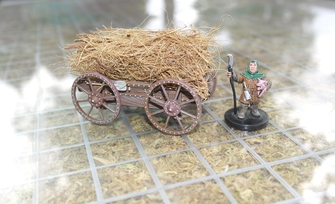 What will you put in your Wagon?
