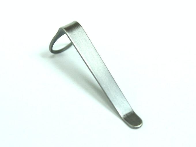 Titanium TechLiner Clip