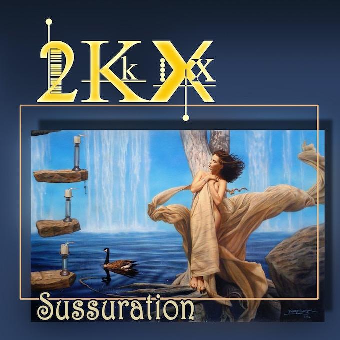 Lisa LaRue 2KX - Sussuration