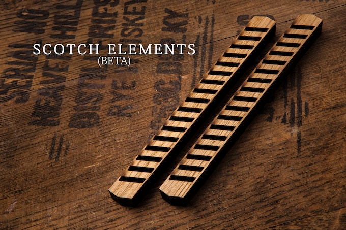 SCOTCH ELEMENTS (beta) FLAVOR: Mellowing Smoke