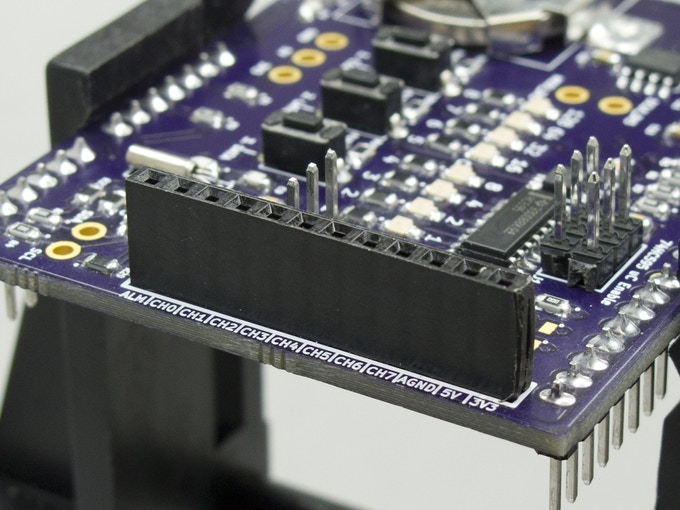 Analog Input Header