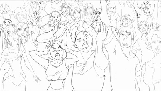 Sample of Image your Character will be animated into! (Will be in Full Colour)