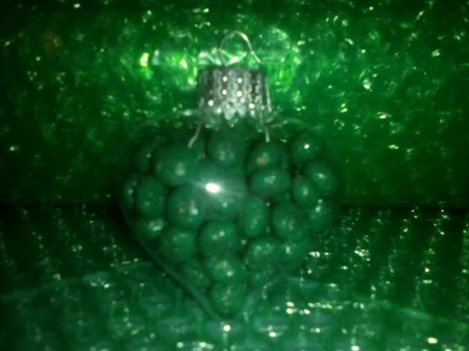 Ornament in Grinchy Green