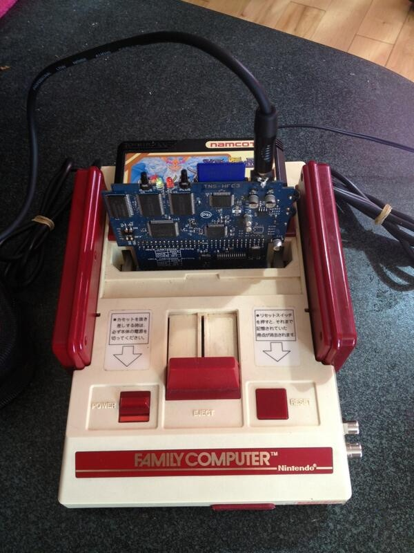 Get Ran's Famicom ($500 Pledge)
