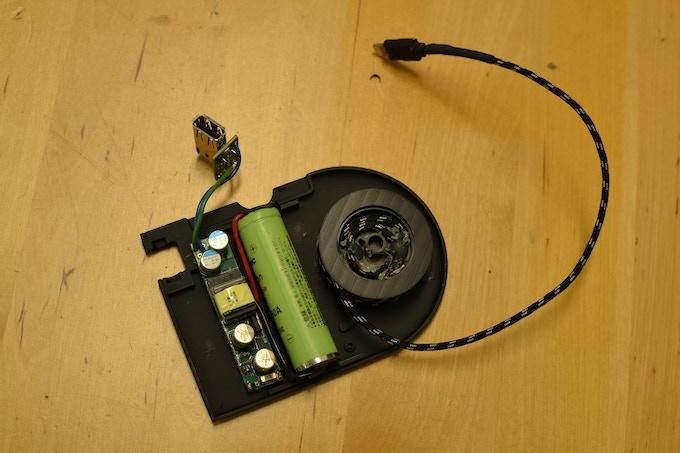 Early Reeljuice Prototype