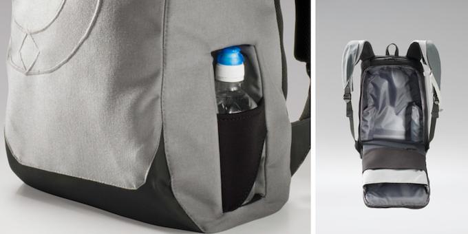 RiutBag, unique bottle holders