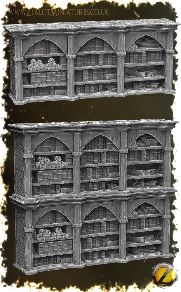 Twisting Catacombs . Miniature Dungeon Scenery By Zealot