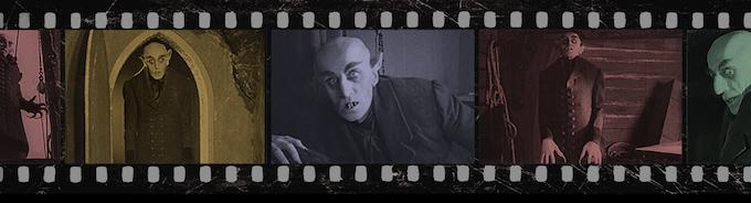 Max Shrek as the original Count Orlok