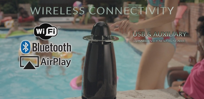Plethora of Connectivity Options