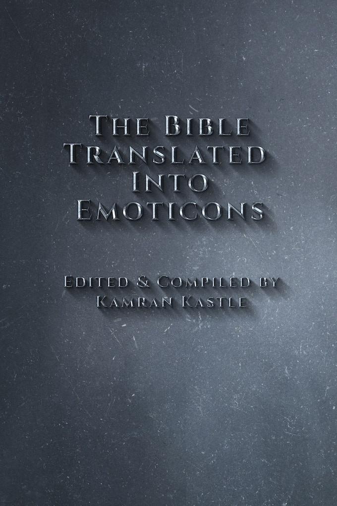 Book Cover designed by Kamran Kastle