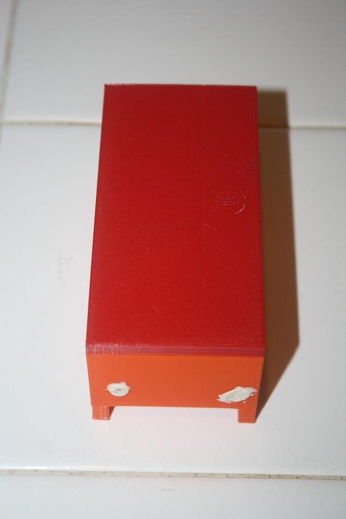 Aquapura Prototype II with Lid and Caulk