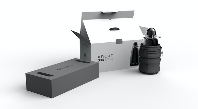 ARCHT One Packaging Concept