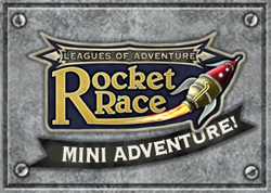 Rocket Race Online Mini Game