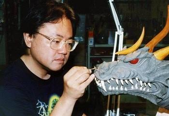 Shinichi Wakasa, SFX artist on many Kaiju Films