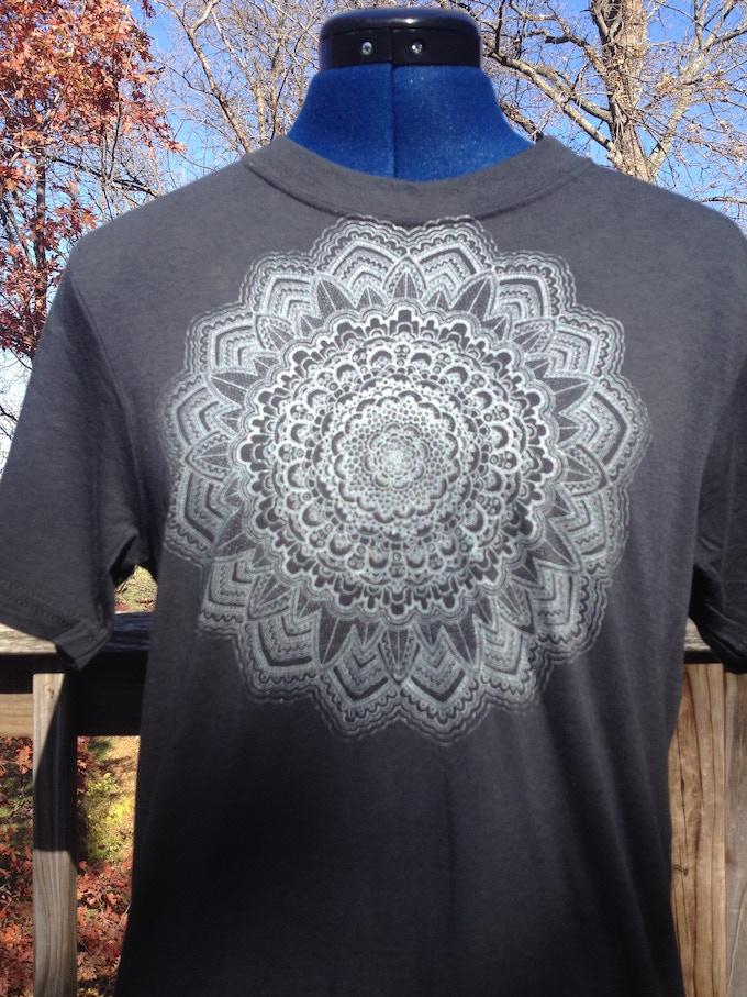"""Men's """"Blossom"""" T-Shirt from Luminous Flower"""