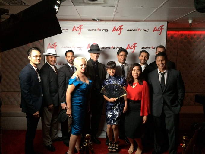 Asians on Film Red Carpet Event