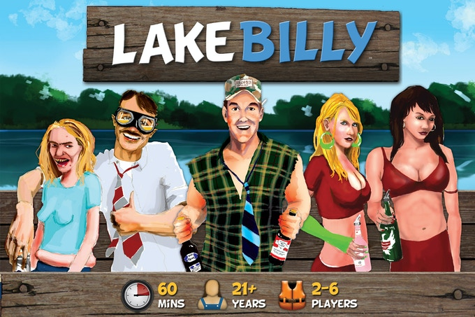There's a huge floatin' shin-dig happenin' across the water. She's gonna be elbow to elbow over there so we need to round up a bunch o' boats, fill 'em with boozed-up locals, and get their asses over there before dock space is gone!