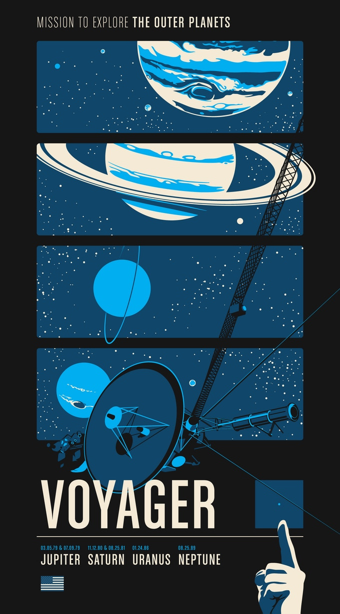 Poster #1: Voyager