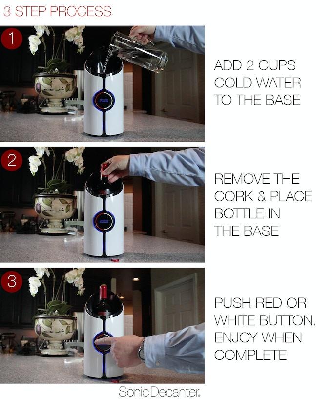 Makes Wine Taste Better
