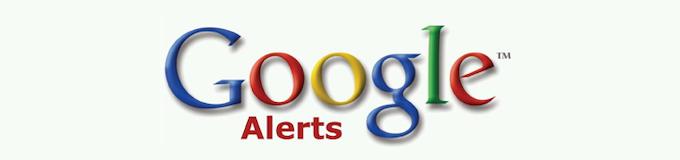 Google Alert Industrial Design
