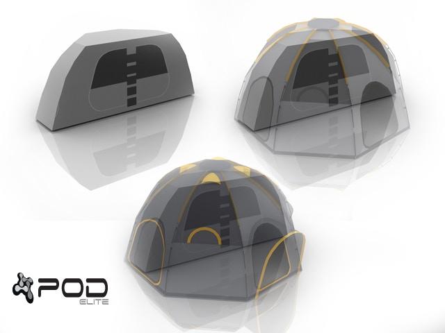 POD Elite Maxi with Sleeper Cell