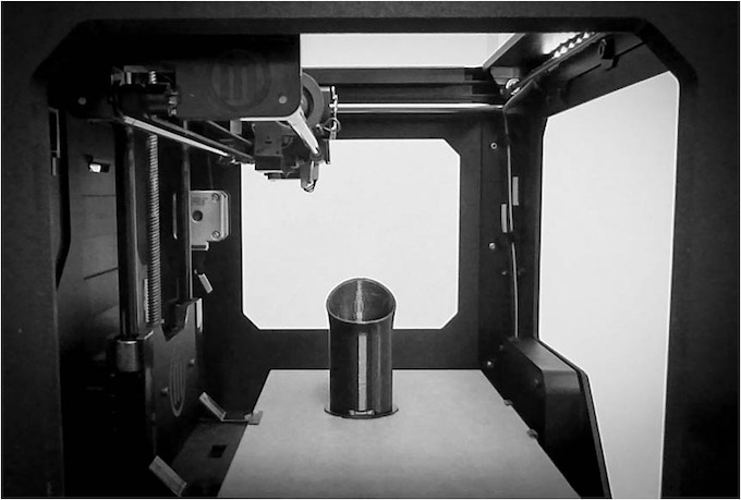 3D printing a development version of the Mk2 Coffee Gourmet
