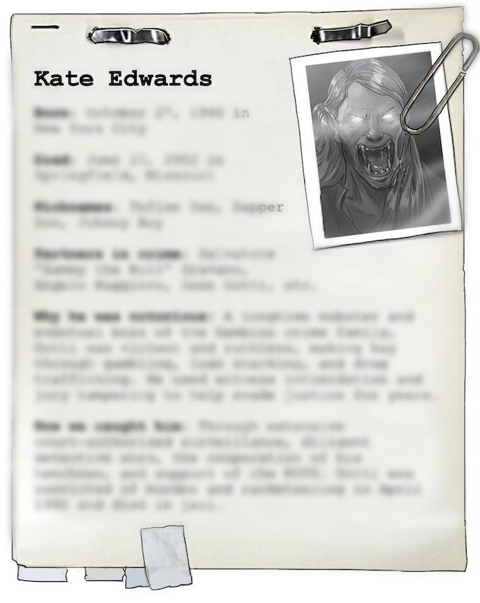 Or like Kate Edwards!
