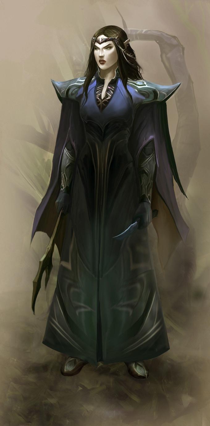 New player character race: The Sai-Heth!