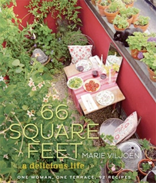 """""""66 Square Feet: A Delicious Life"""" by Marie Viljoen"""