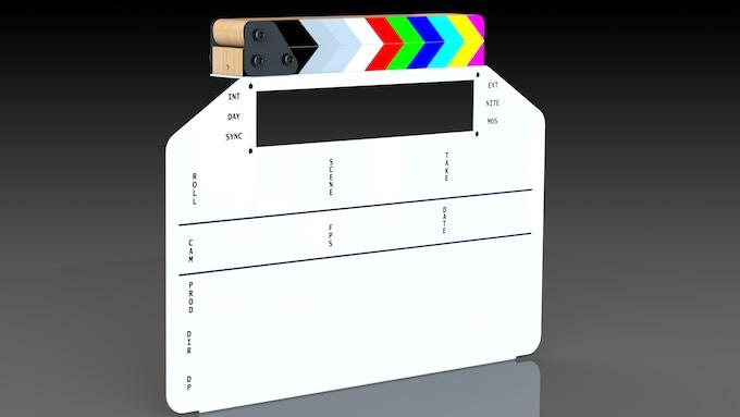 Large Panel CAD Render