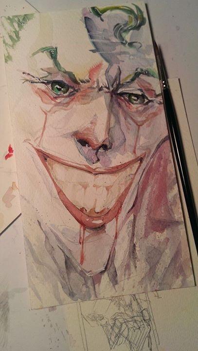Or a badass Joker? Pledge now!