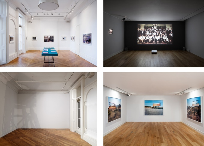 Exhibitions at The Mosaic Rooms