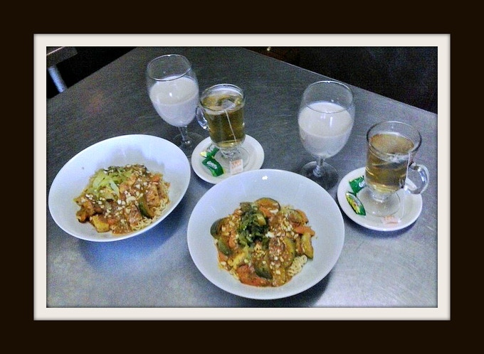 """Imagine this delicious South Asian cuisine (x2!) from your """"Dinner In A Box!"""""""