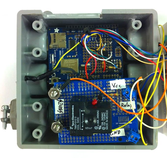 Aquanta Prototype Board