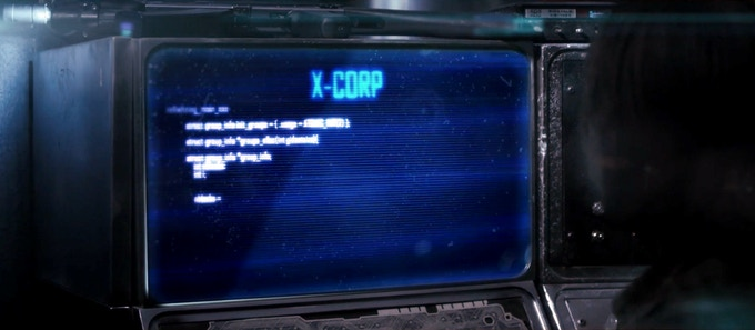 X-CORP's mainframe taken over by a deadly Cyber Virus.
